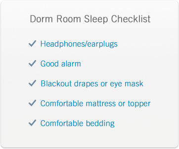 Prepare yourself for perfect sleep with this checklist